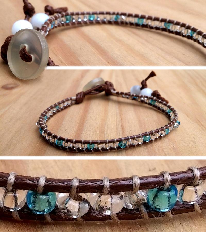 Bracelet enfant perles
