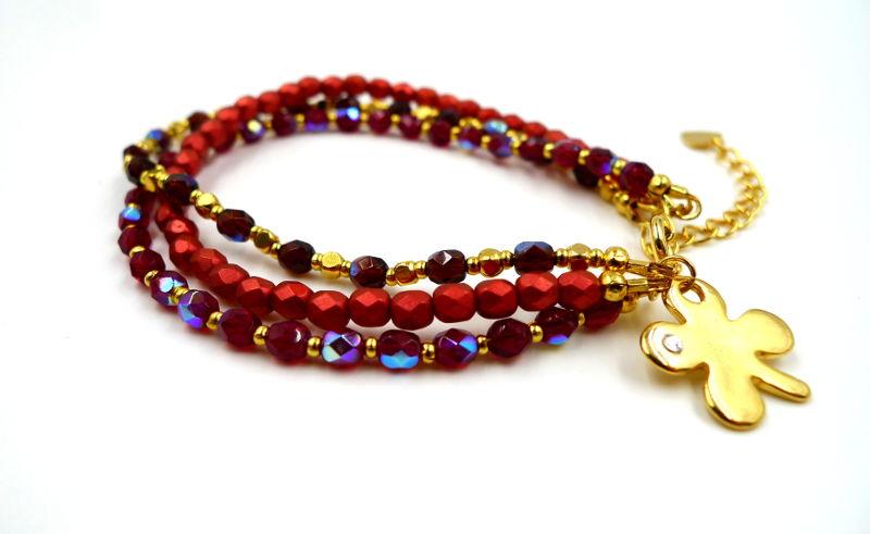 bracelet-3-rangs-trefle-rouge-wp